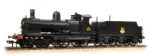 31-086A Bachmann Branchline  3200 (Earl) Class 9017 BR Black Early Emblem (Preserved)